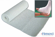 Orthopedisch gipsverband (POP)